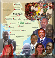 2013 India Mission